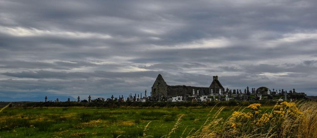 irlanda del nord abbazia
