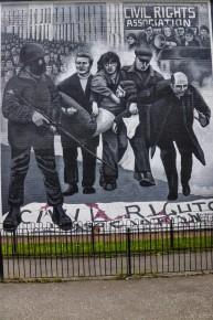 irlanda del nord derry murales