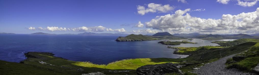 irlanda del nord panorama