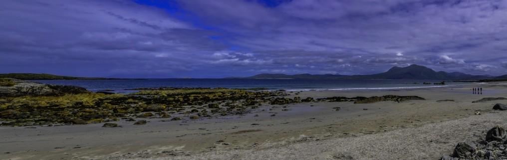 irlanda del nord spiaggia