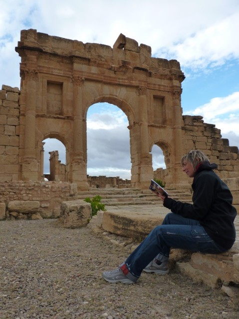 tunisia-sbeitla-rovine romane
