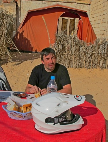 tunisia harissa street food