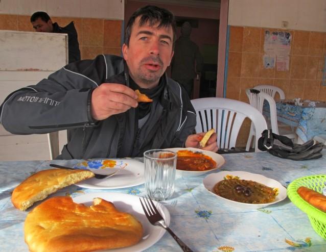 in tunisia piatto di albabi street food