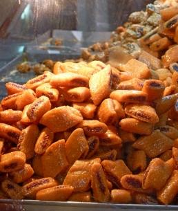tunisia i makroud tipico dolce street food