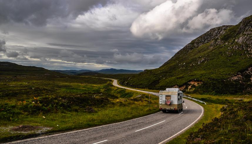 in viaggio tra le highlands