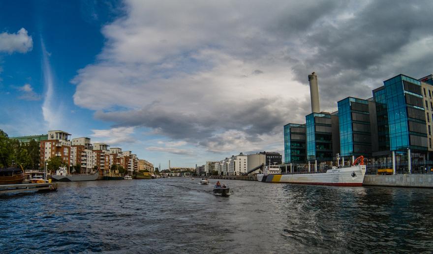 L'architettura moderna, un altro volto di Stoccolma