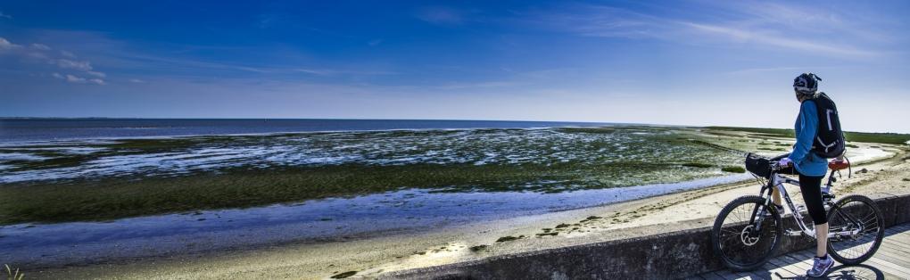 in bici tra le spiagge danesi