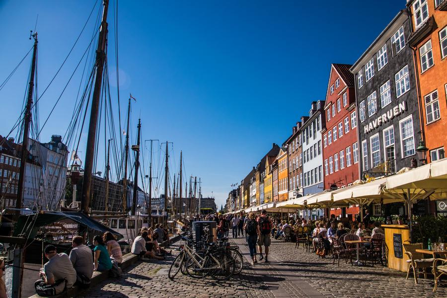 Danimarca tra isole e ponti